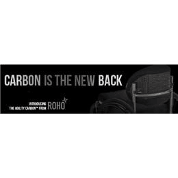 ROHO AGILITY CARBON Back Systems-Carbon is the New Black
