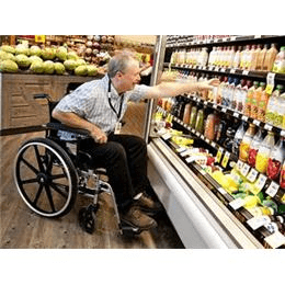 How Difficult is Shopping With a Disability?