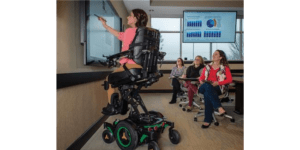 Permobil M3 Corpus-A chair that inspires confidence